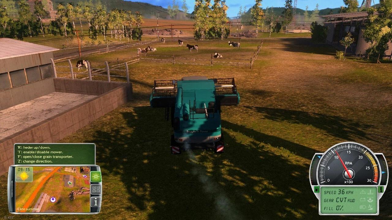 Professional Farmer 2014 Platinum Edition sur PC / acheter et