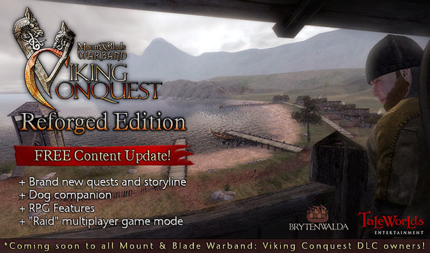Mount & Blade: Warband - Viking Conquest DLC Reforged Edition
