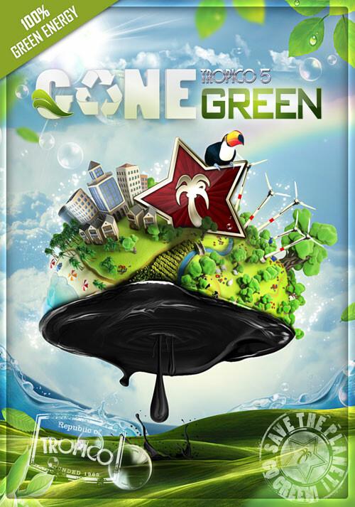Tropico 5 – Gone Green DLC