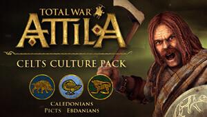 Total War: ATTILA - Celts Cult...
