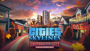 Cities: Skylines - Content Cre...