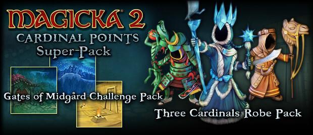 скачать бесплатно игру Magicka 2 - фото 9