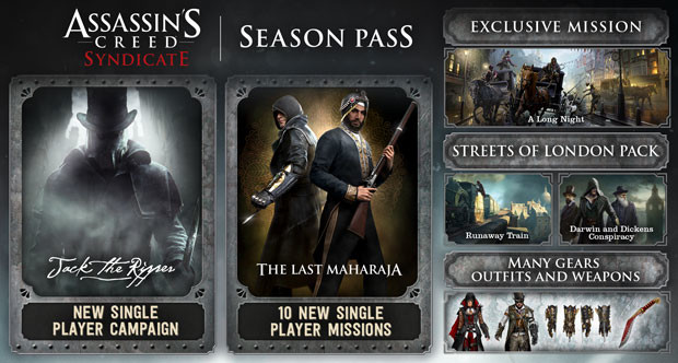 Assassin's Creed Syndicate – Season Pass