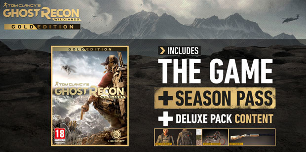 Tom Clancy's Ghost Recon Wildlands Gold Edition