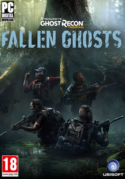 Tom Clancy's Ghost Recon Wildlands - Fallen Ghosts