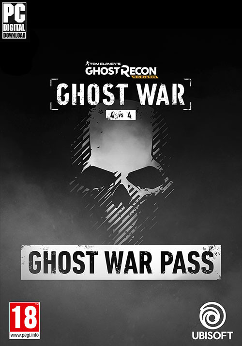 Tom Clancy's Ghost Recon Wildlands - Ghost War Pass