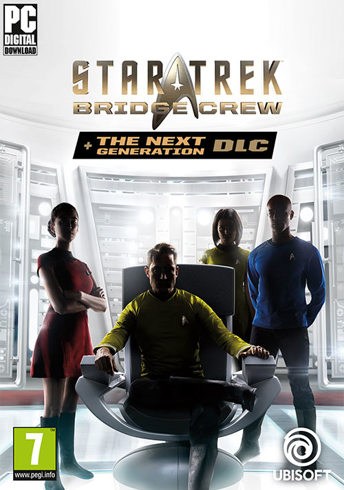 Star Trek Bridge Crew + The Next Generation Bundle