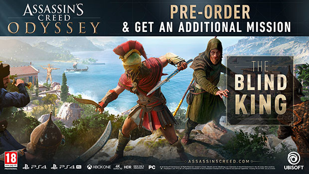 Assassin's Creed® Odyssey - Deluxe