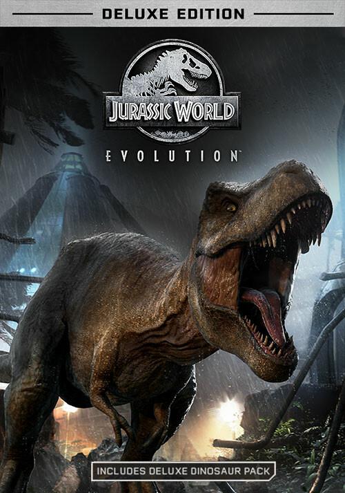 Jurassic World Evolution - Deluxe Edition