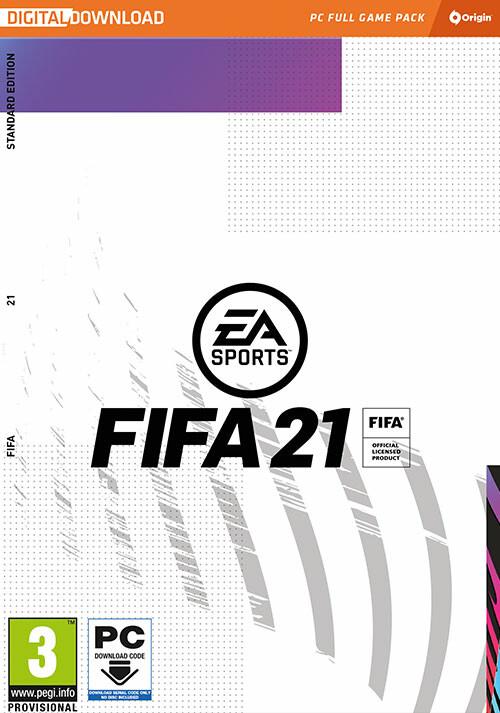 FIFA 21 Standard Edition
